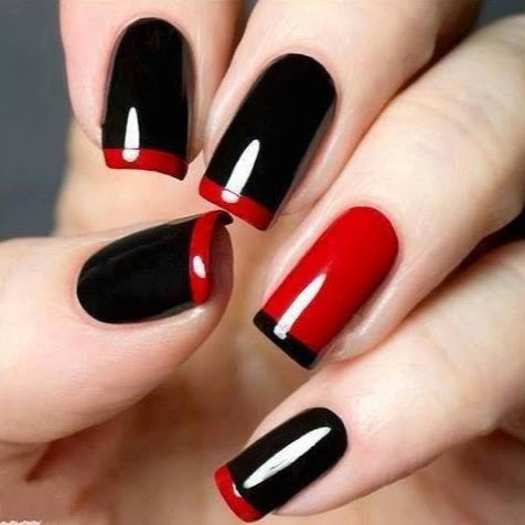 Who is Nail Art Designs?