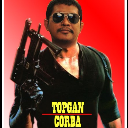 Who is topgan corba?
