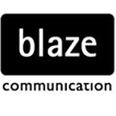 Who is Blaze Communication?