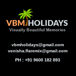 Who is VBM Holidays mahi?