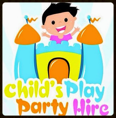 Child's Play Jumping Castle & Party Hire instagram, phone, email