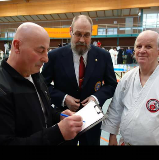 Who is shihan : Rudi Blankenstein?