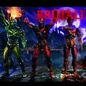 Who is Triborg. Cyrax, Sektor E Smoke?