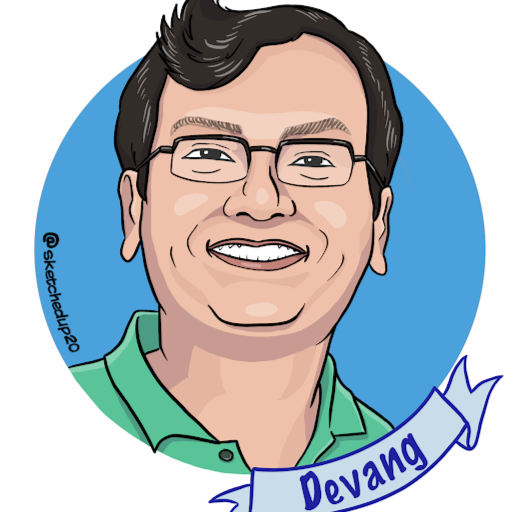 Who is Devang Sanghrajka?