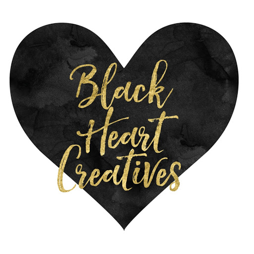 Black Heart Creatives instagram, phone, email