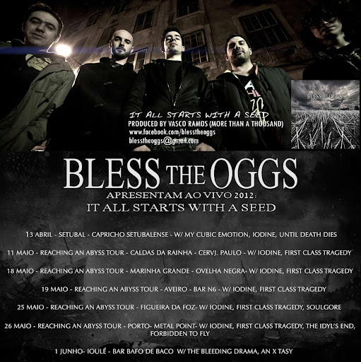 Who is BlessThe Oggs?