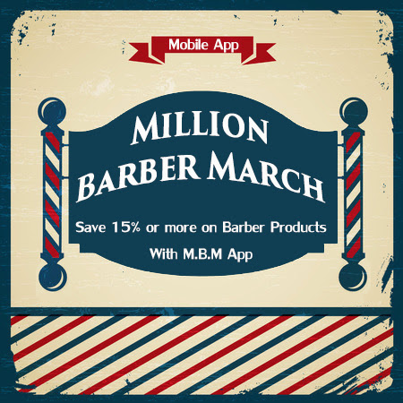 Who is Million Barber March?