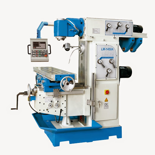 Who is Heavy duty milling machine?