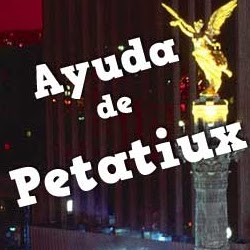 Ayuda de Petatiux about, contact, instagram, photos