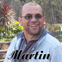 Who is Martin Grobler?