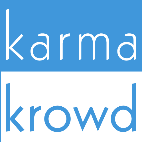 Who is KarmaKrowd?