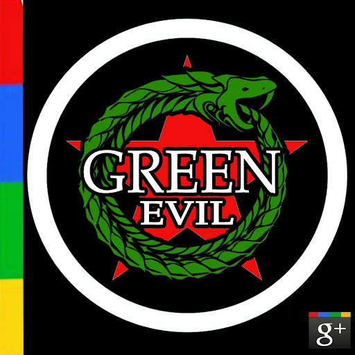 Who is GreenEvil Show?