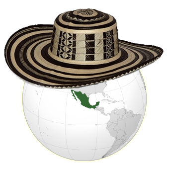 Who is Colombianos en México?