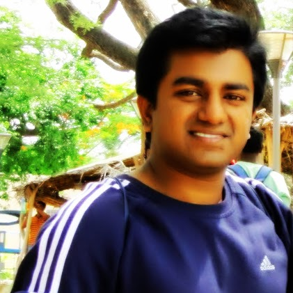Who is Vinay Ramamurthy (Creative Digital Marketer)?