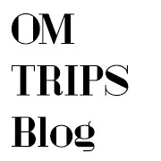 Who is Om Trips Blog?