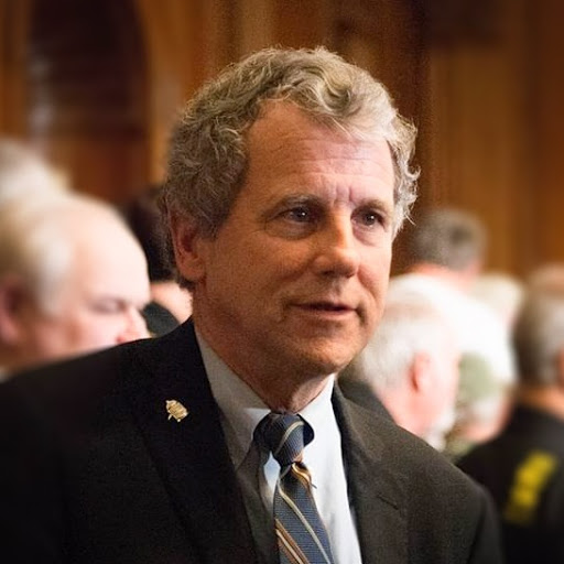 Sherrod Brown instagram, phone, email