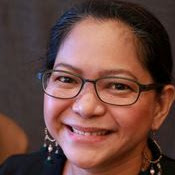 Who is Ma. Aileen Garcia (IRRI)?
