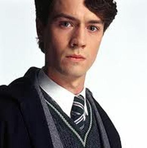 Who is tom riddle?