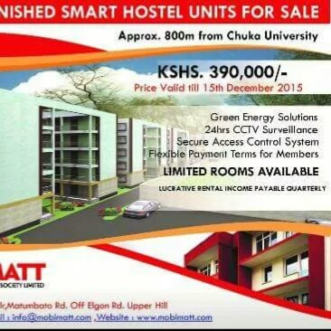 Who is SMARTLINK PROPERTIES?