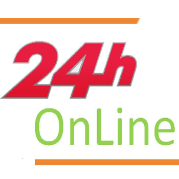 Who is 24h Online?