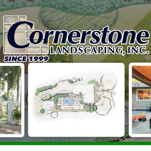 Who is Cornerstone Landscaping?