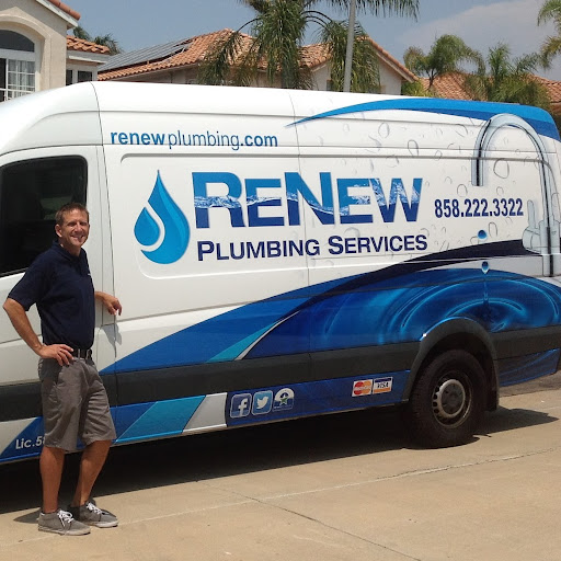 Who is Renew Plumbing Services?