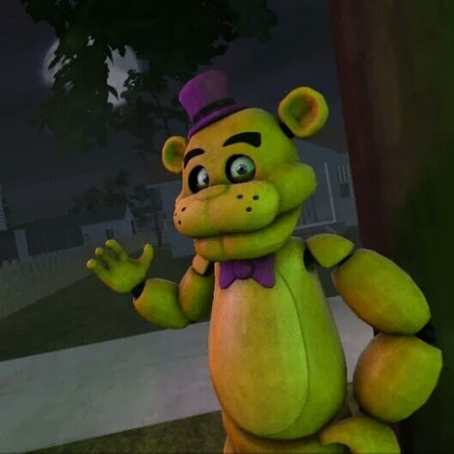 Who is Teen boyrocks (Fredbear)?