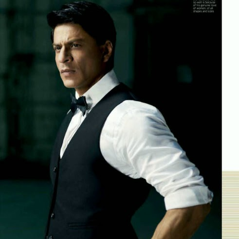 Who is Shah Rukh Khan?