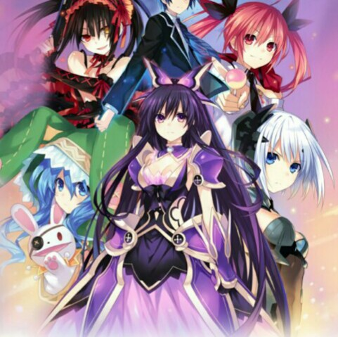Date A Live: The Spirits Girls