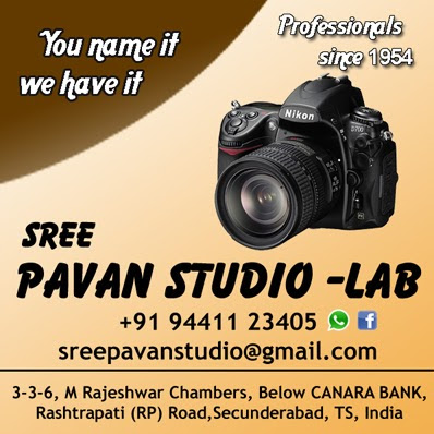Who is Sree Pavan Studio - Lab?
