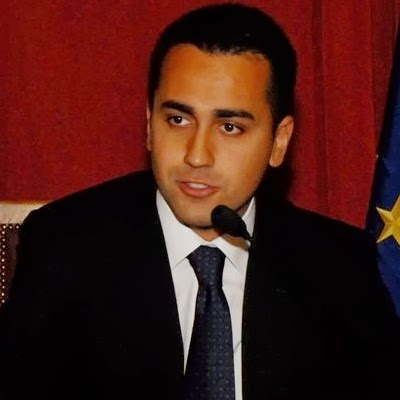 Who is Luigi Di Maio?