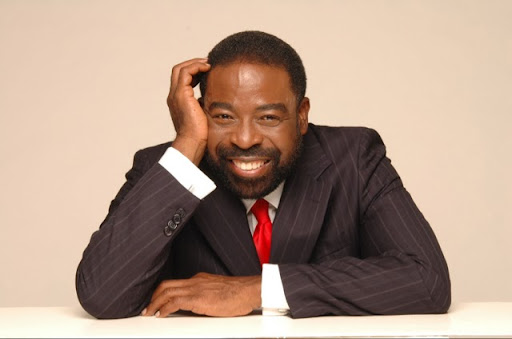 Who is Les Brown?