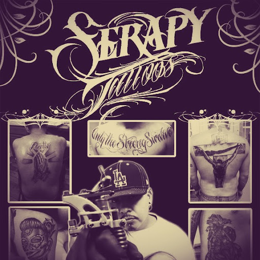 serapy tattoos instagram, phone, email