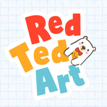 Red Ted Art (Maggy Woodley)