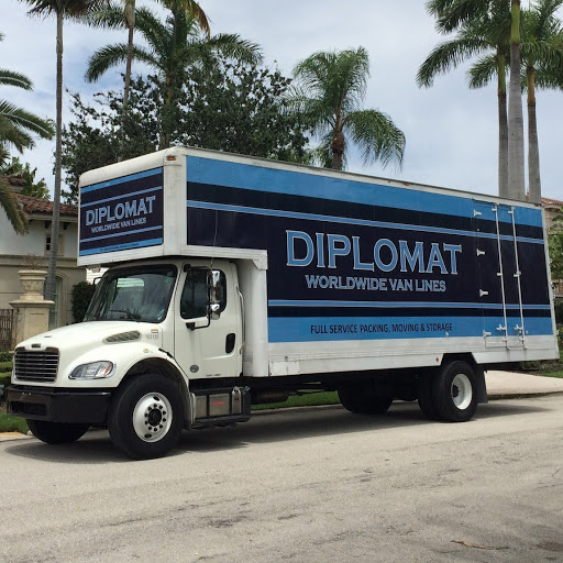 Who is Diplomat Van Lines Miami International Movers?