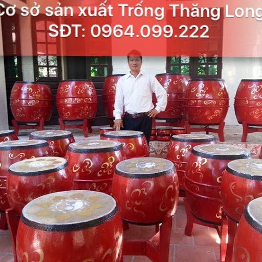 Who is CSSX Trống Thăng Long?