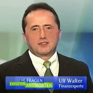 Who is Ulf Walter?