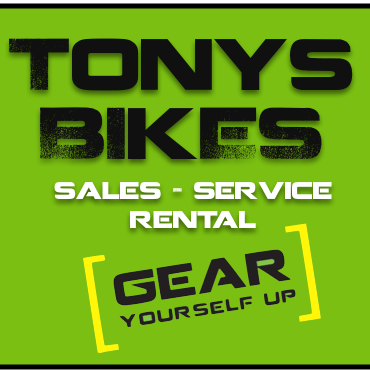 Who is Tonys Bikes?